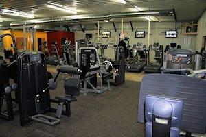 Boscobel cardio equipment