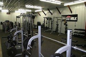 Boscobel weight room