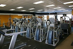 Prairie du Chien Suppz Gym cardio equipment