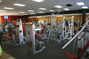 Prairie du Chien Suppz Gym weight room