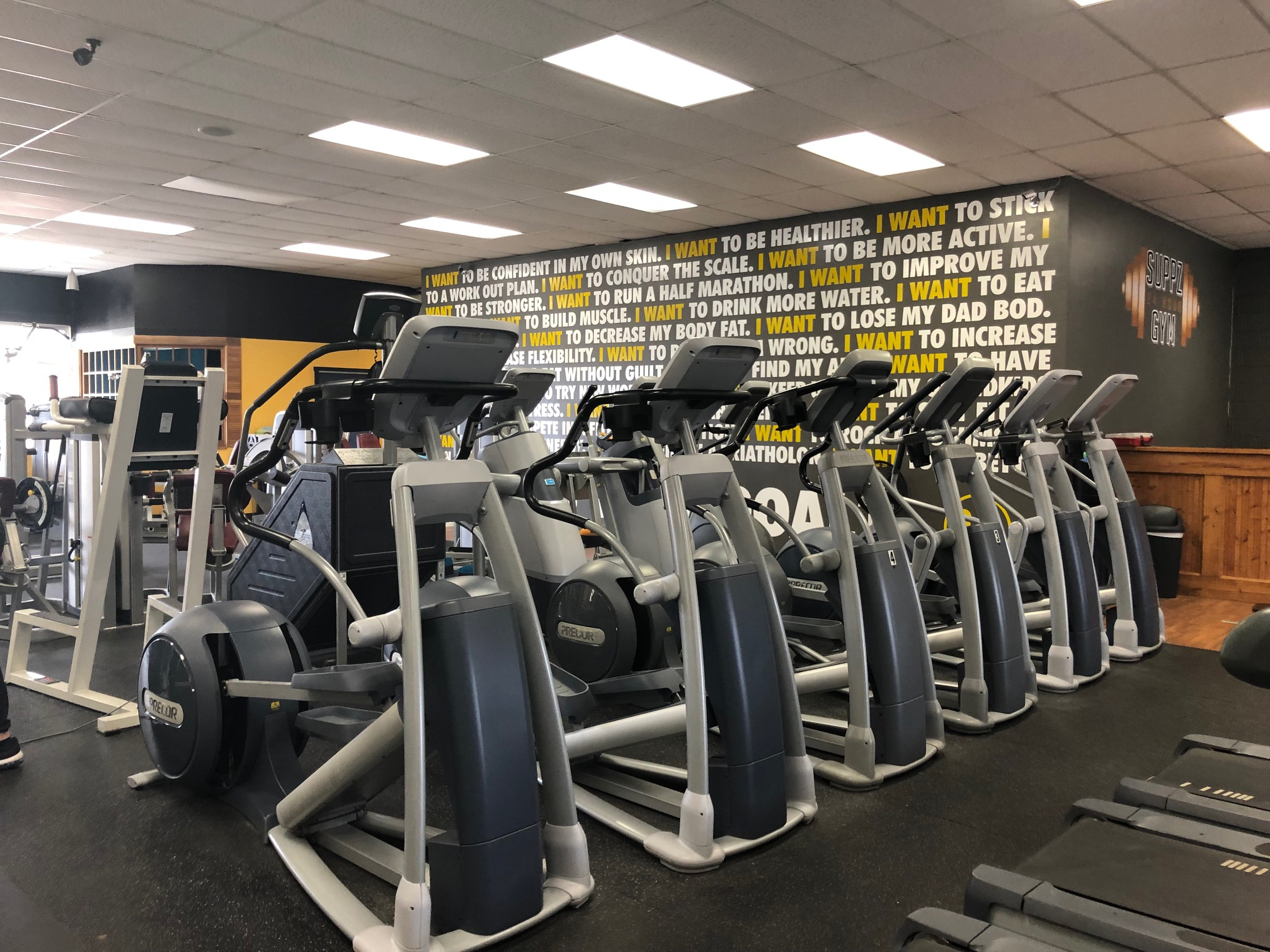 SuppzGym - 24 Hour Fitness Centers in Southwest Wisconsin